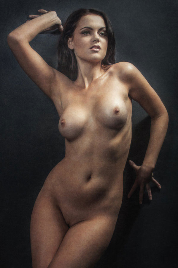 Classic Poses for Nude Female contains nudity from Nude
