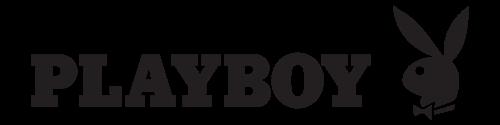 Playboy header Logo