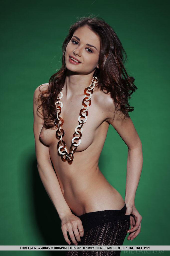 MetArt Nude Caprice & Loretta 03