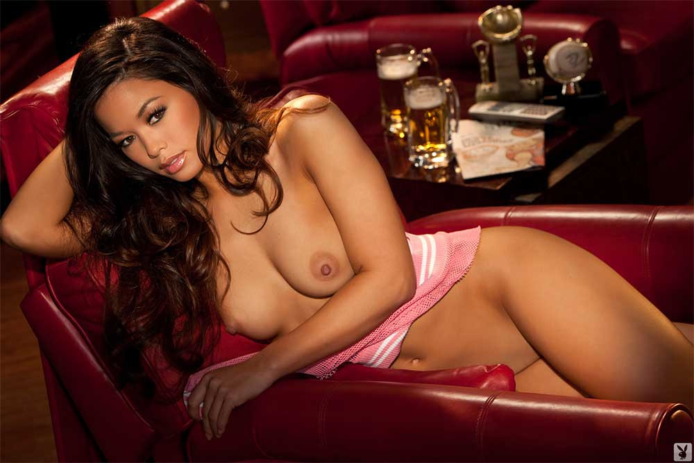 from Danny naked asian women for playboy