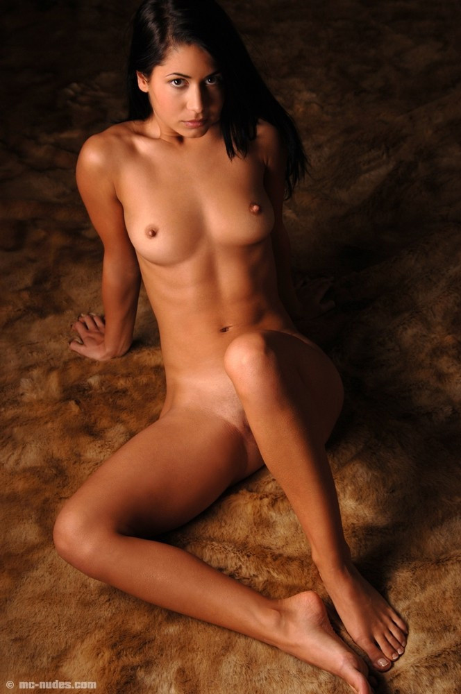 Czech beauty nude