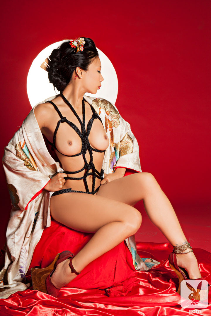 Playboy Playmate Hiromi Oshima Pictures 03