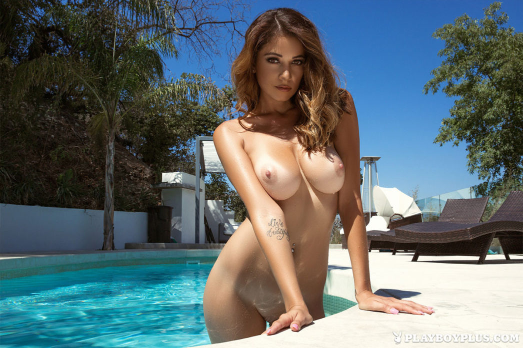 Playboy Cybergirl Ali Rose