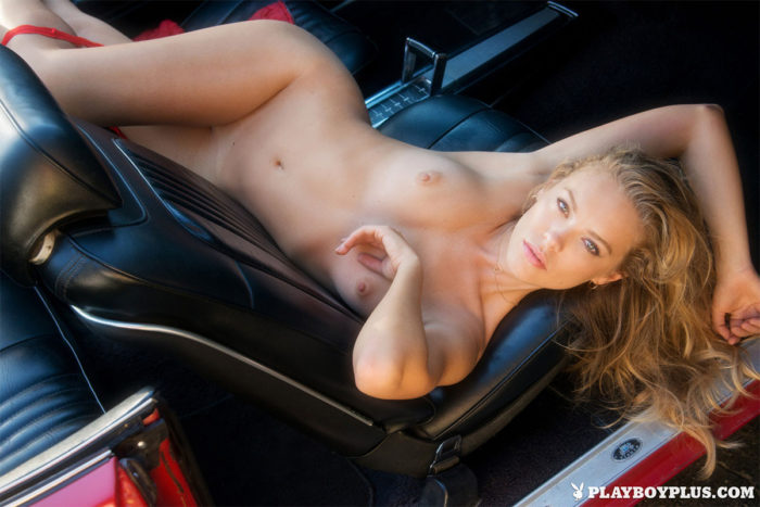 Playboy Playmate Kristy Garett Nude Pictures