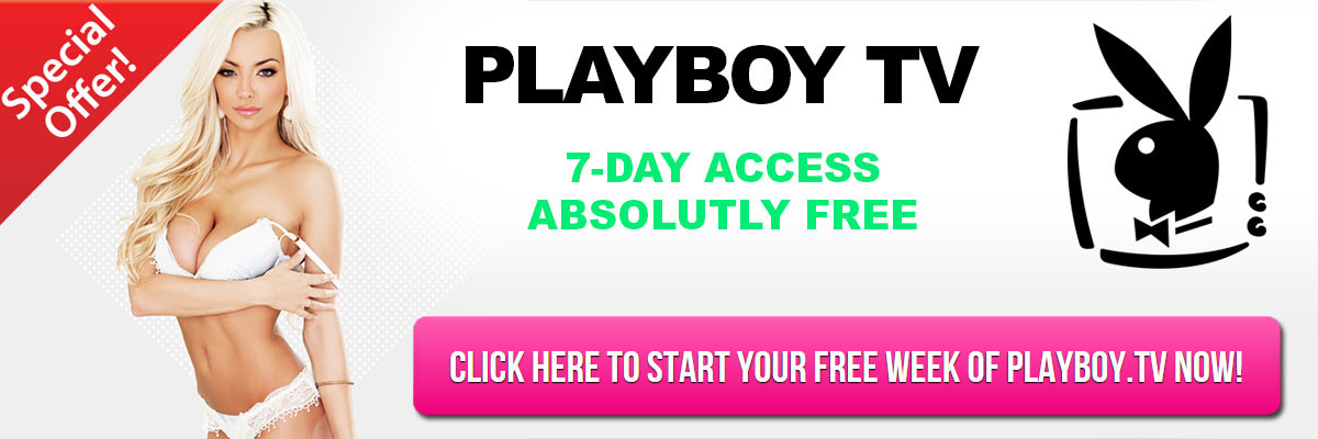 Playboy TV Offer