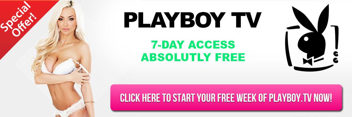Playboy TV Offer