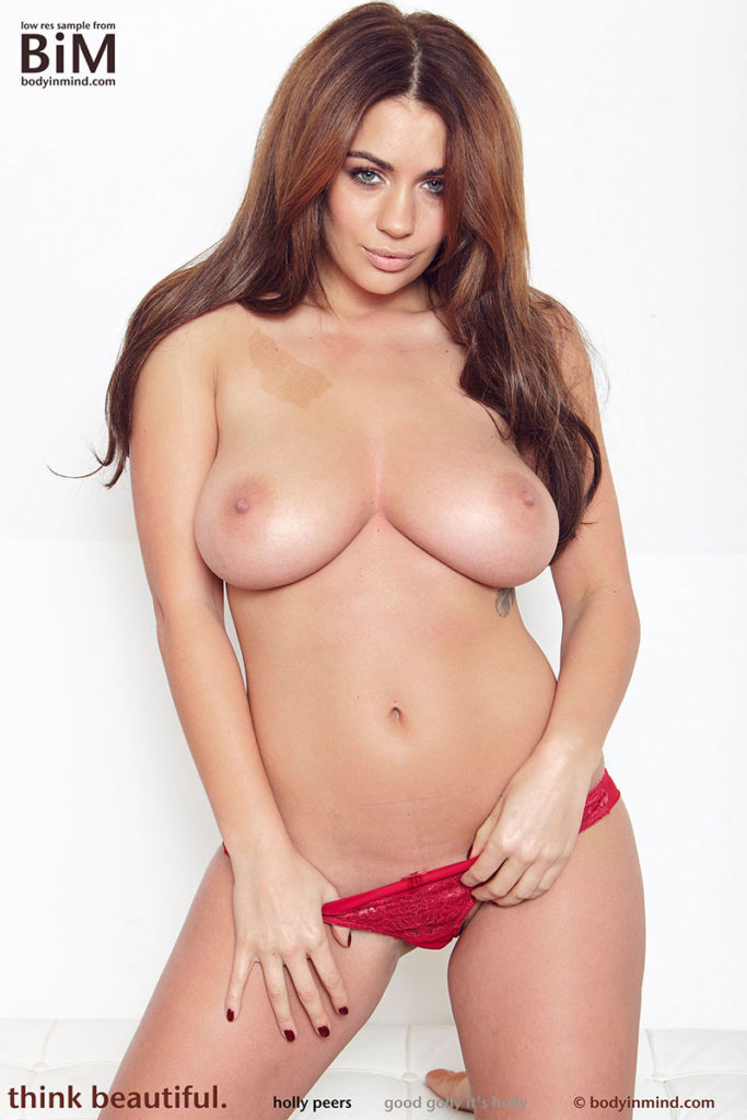 Holly Peers Free Nude Pictures