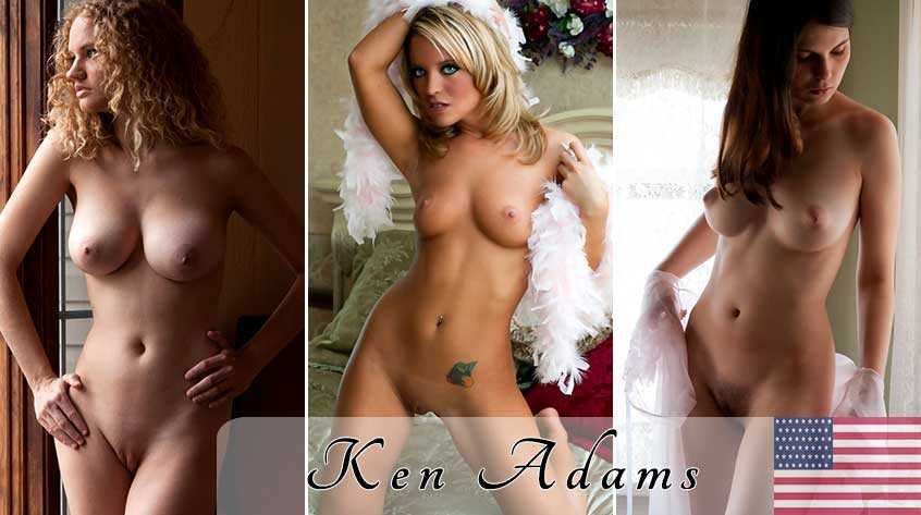 Ken Adams Nude Photography