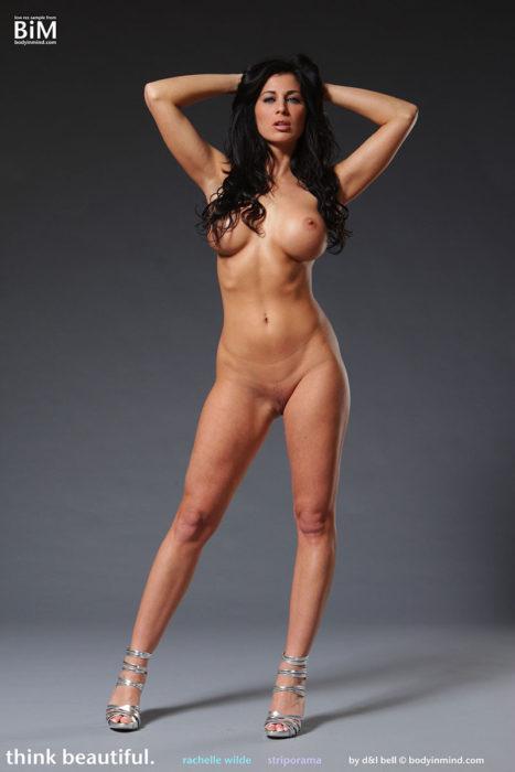 Rаchеllе Wіldе Nude BIM