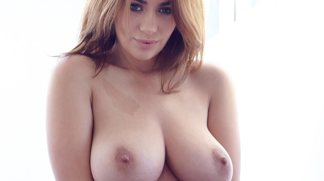 Beautiful bare naked women