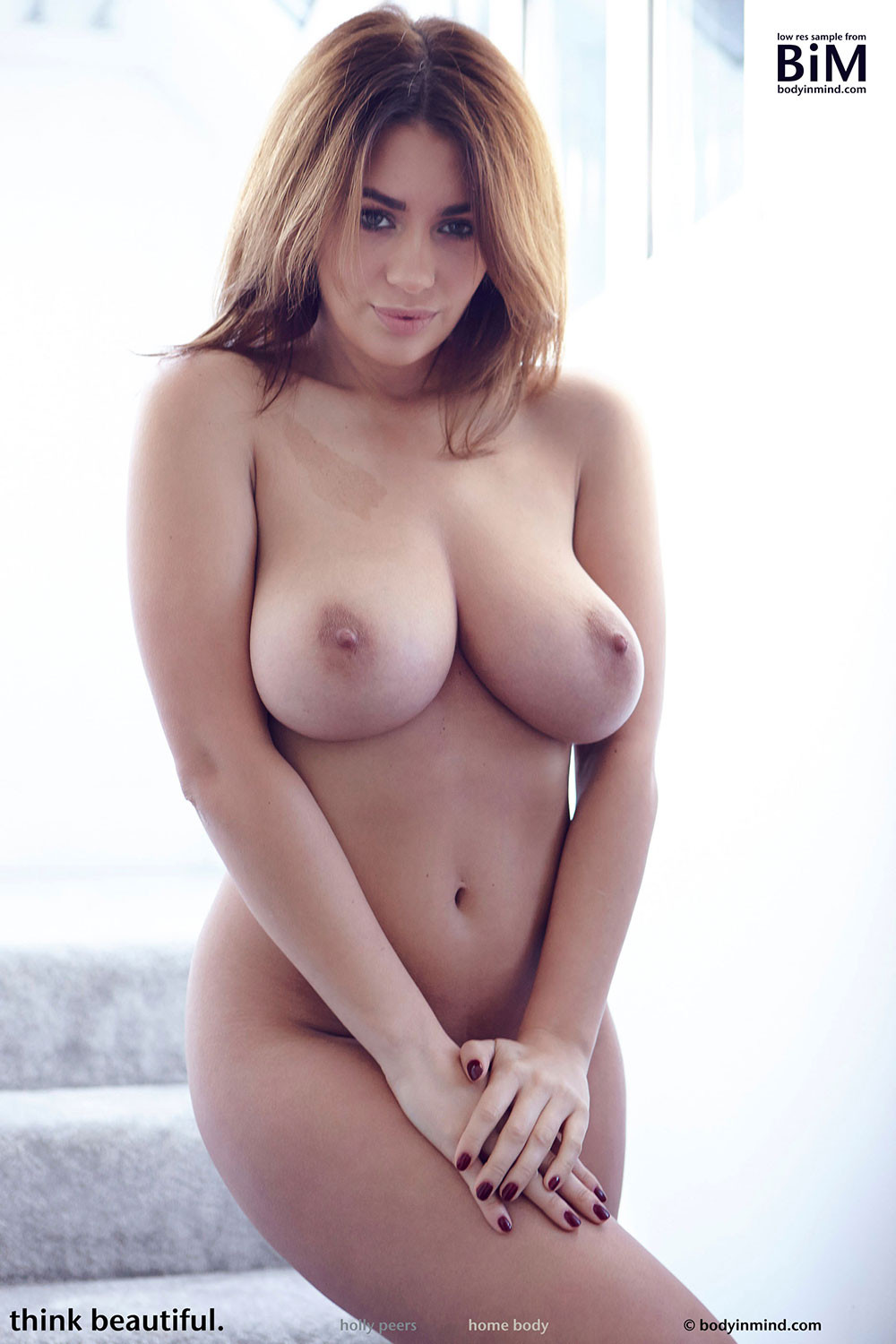 Holly Peers Nude Photos
