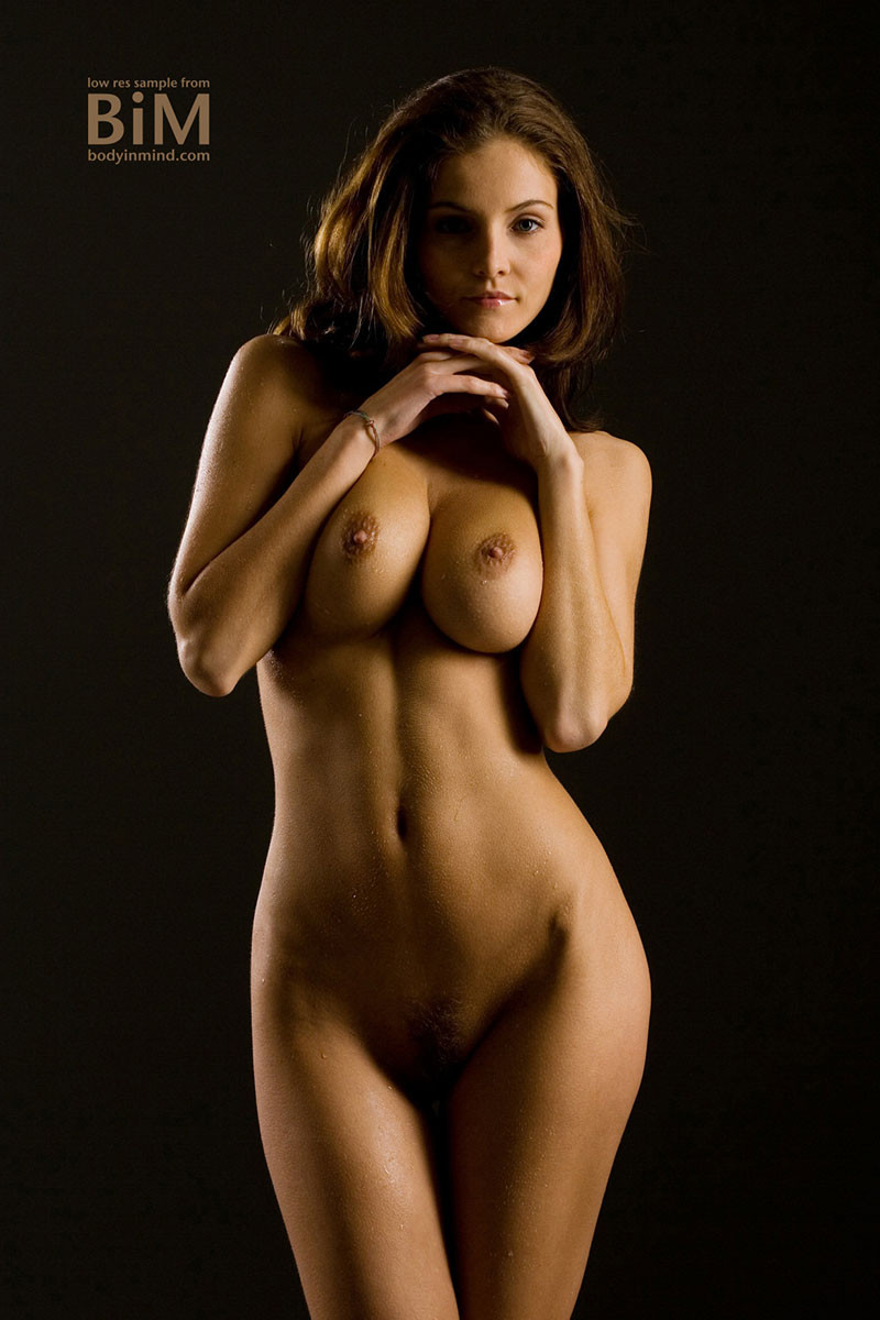 Perfect Female Nude Body Archive - Galerija nohtov-8025