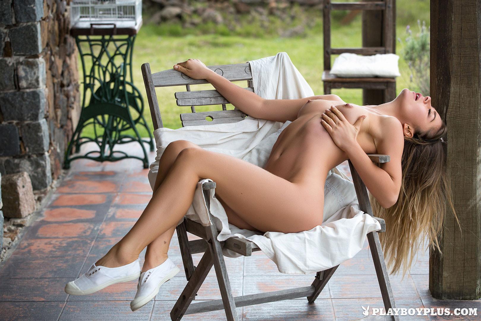 Lilii Playboy Ccybergirl Nude