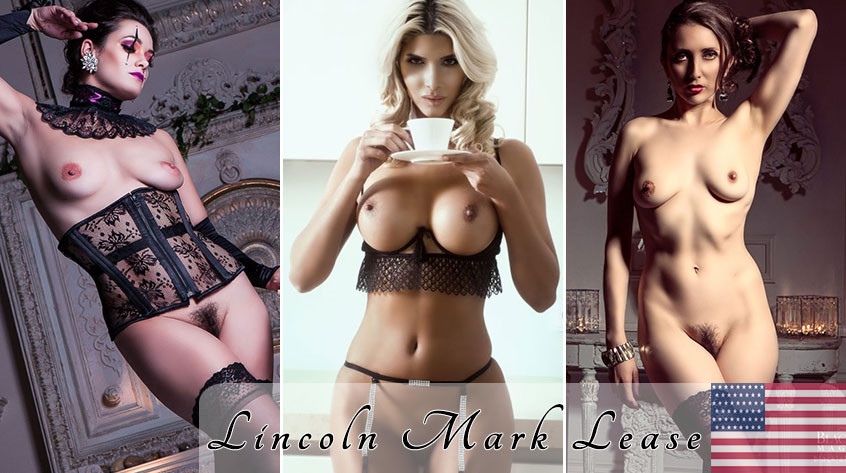 Lincoln Mark Lease (Black Label Magazine)