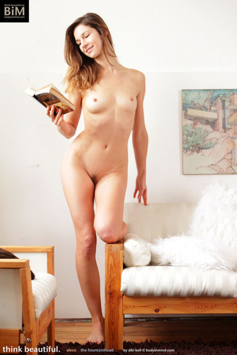 Alece Body In Mind Nude